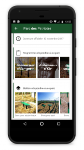 Développement mobile AtlasBarz 1
