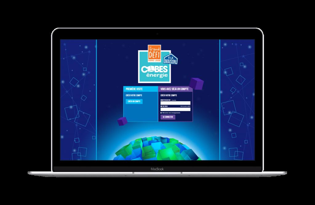 developpement application web dev actif Macbook